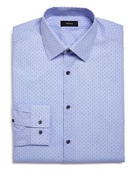 Theory - Cedrick Future Dobby Slim Fit Dress Shirt