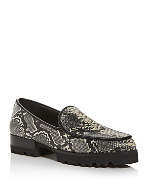 Donald Pliner Loafers WOMEN'S ELEN PLATFORM LOAFERS