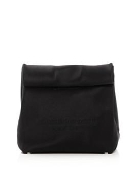 Alexander Wang - Satin Lunch Bag Clutch