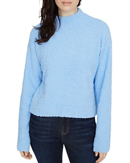 Sanctuary - Teddy Mock-Neck Sweater - 100% Exclusive