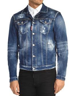 DSQUARED2 - Dan Slim Fit Denim Jacket
