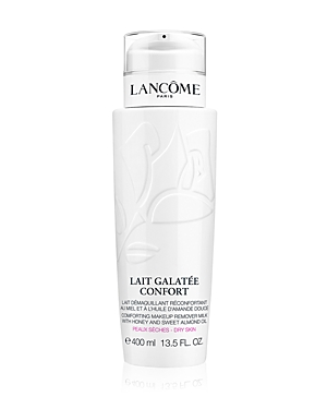 Lancome Lait Galatee Confort Comforting Makeup Remover Milk 13.5 oz.