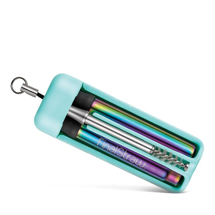 FinalStraw - 2.0 Rainbow Straw & Case Set