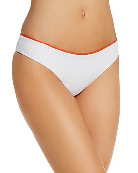 TAVIK - Ali Moderate Rainbow-Trimmed Bikini Bottom