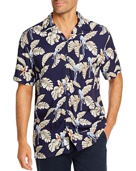 Onia - Vacation Classic Fit Short-Sleeve Shirt