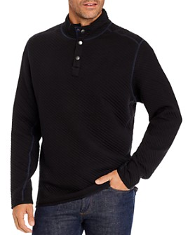 Tommy Bahama - Quilted Sweatshirt