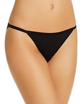On Gossamer - Sheer Bliss String Bikini
