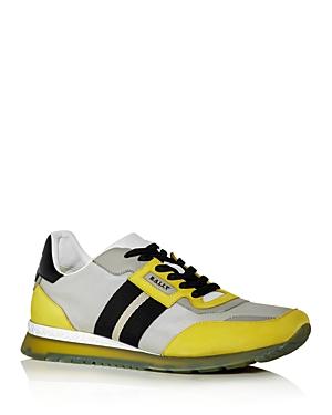 Bally Men's Astfeld Low-Top Sneakers