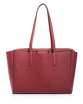 MARC JACOBS - MARC JACOBS The Protégé Leather Tote