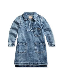Ralph Lauren - Girls' Denim Dress - Little Kid