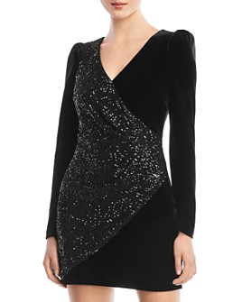 Bailey 44 - Selby Sequined-Panel Dress