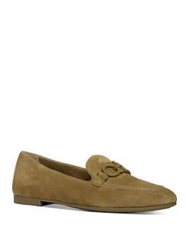 Salvatore Ferragamo - Women's Trifoglio Loafers