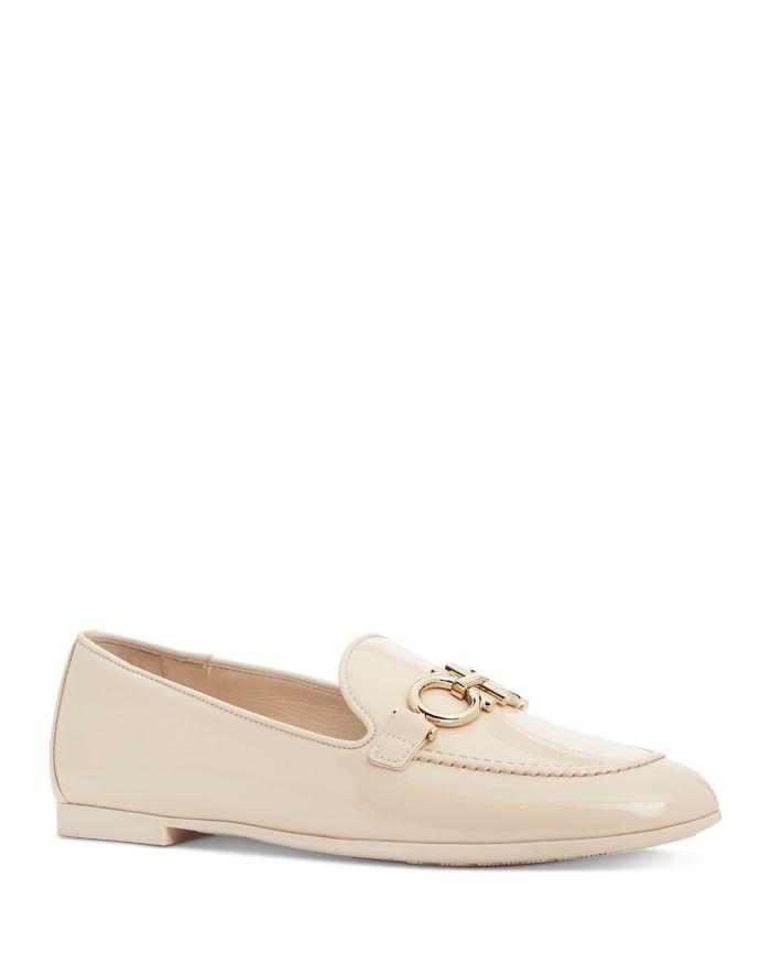 Salvatore Ferragamo Women's Trifoglio Loafers  | Bloomingdale's