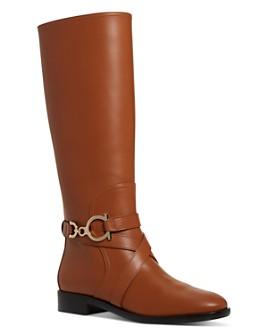 Salvatore Ferragamo - Women's Sarah Tall Boots