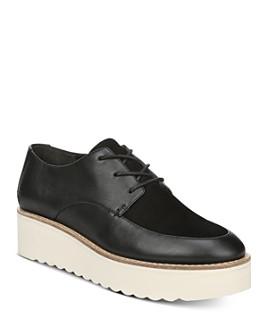 Vince - Women's Zina Platform Oxford Loafers