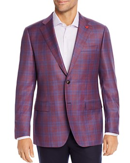 Cardinal Of Canada - Open Plaid Regular Fit Sport Coat - 100% Exclusive