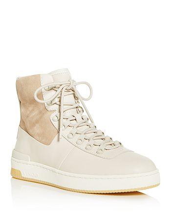 Vince - Women's Rowan High-Top Sneakers