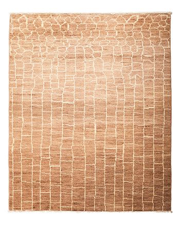 "Bloomingdale's - Moroccan 189169 Area Rug, 4'10"" x 6'9"""