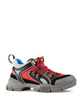 Gucci - Gucci Men's Flashtrek Low-Top Sneakers