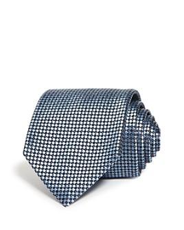 Armani - Mini Diamond Dot Neat Silk Classic Tie
