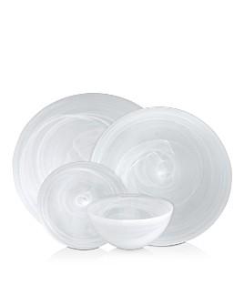 Mariposa - Alabaster Dinnerware Collection