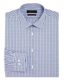 The Men's Store at Bloomingdale's - Sport Check Regular Fit Dress Shirt