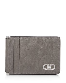 Salvatore Ferragamo - Revival Gancini Folding Leather Card Case