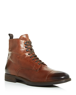 To Boot New York Men\\\'s Richmond Leather Cap-Toe Boots