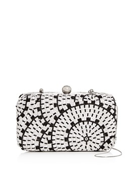 From St Xavier - Alice Beaded Box Clutch
