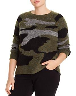 AQUA Curve - Camo Sweater - 100% Exclusive