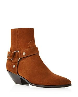 Saint Laurent Boots WOMEN'S WEST 45 BOOTIES