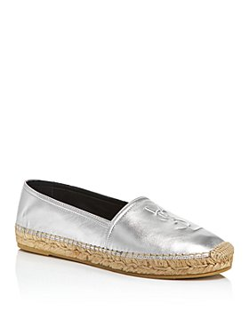Saint Laurent - Women's Espadrille Flats