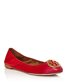 Tory Burch - Women's Minnie Cap Toe Ballet Flats