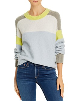 rag & bone - Lilou Color-Block Sweater