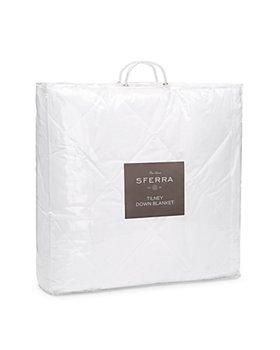SFERRA - Tilney Down Blankets