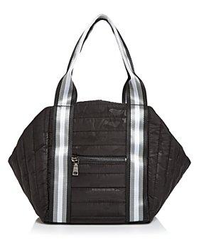 Think Royln - Metallic Camo Bowling Bag