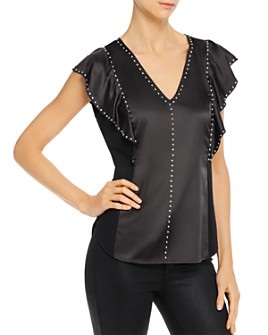 Generation Love - Jordyn Studded Top