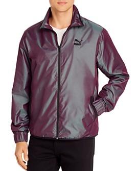 PUMA - Iridescent Regular Fit Jacket