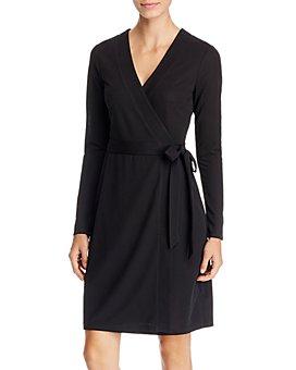 Leota - Kara Faux-Wrap Dress