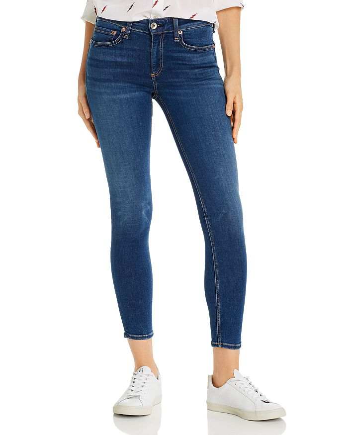 rag & bone - Cate Mid-Rise Ankle Skinny Jeans