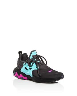 Nike - Boys' React Presto Low-Top Sneakers - Big Kid