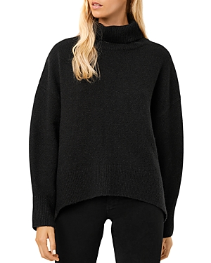 French Connection Nina Knits Turtleneck Sweater