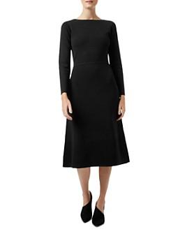 HOBBS LONDON - Rebecca A-Line Midi Dress