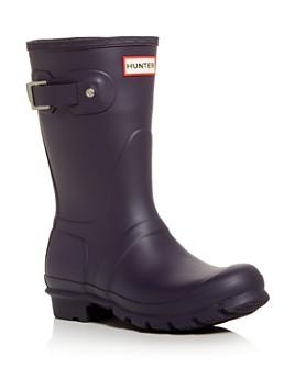 Hunter - Women's Original Short Rain Boots
