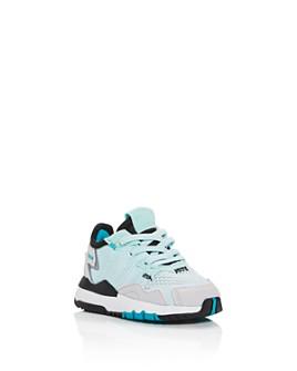 Adidas - Unisex Nite Jogger Slip-On Sneakers - Baby, Walker
