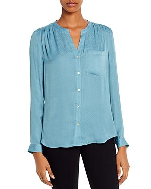 Micro Dot Button-Down Shirt