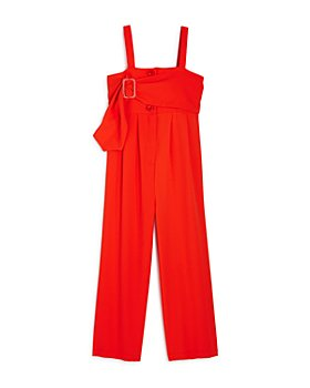 Habitual Kids - Girls' Harlow Crepe Jumpsuit - Little Kid, Big Kid