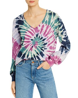 Nation LTD - Willa Tie-Dye Top