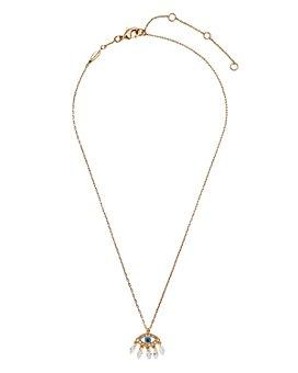 "BAUBLEBAR - Evil Eye Pendant Necklace, 15""-18"""