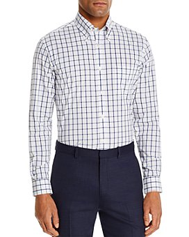 Brooks Brothers - Performance Regent Classic Fit Button-Down Shirt